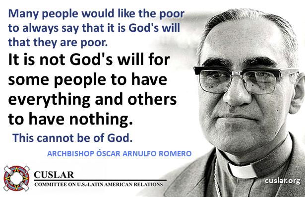 If they kill me, I will be reborn' – Oscar Romero nearer to ...