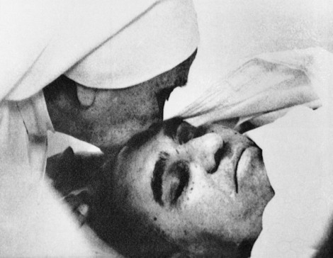 Nun and Oscar Romero
